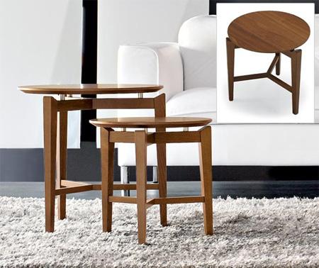Tavoli tavolini design particolare idee per il design for Tavolini design