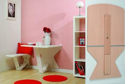 Consigli utili su come scegliere tavoli trasformabili - Tavolo a scomparsa a muro ...