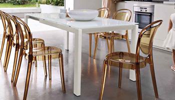 Come scegliere il tavolo giusto in base all utilizzo ed for Tavolo allungabile calligaris baron