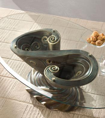 Tavoli classici e d antiquariato - Tovaglia per tavolo ovale ...