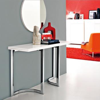 Come scegliere il tavolo giusto in base all utilizzo ed for Calligaris consolle