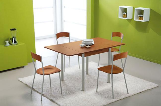 Consigli utili per scegliere il tavolo da cucina for Tavoli particolari per cucina