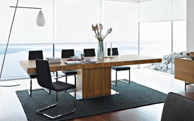 Tavolo in legno robusto solito e resistente for Arredamento country economico