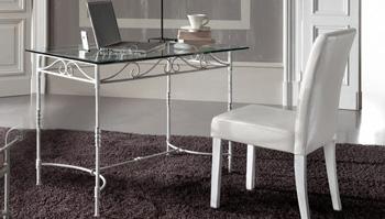 Perch scegliere un tavolo in cristallo o vetro - Tavolo ferro battuto e vetro ...