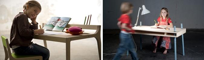 I tavoli adatti ai bambini
