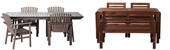 Come scegliere il tavolo da esterno ideale per terrazzo o giardino - Tavolini da esterno ikea ...