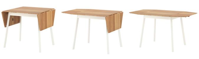 Tavolo cucina salvaspazio idee di design nella vostra casa - Tavoli salvaspazio ikea ...