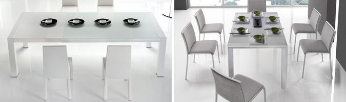 Come scegliere il tavolo da pranzo in base all 39 arredamento - Tavolo pranzo dimensioni ...